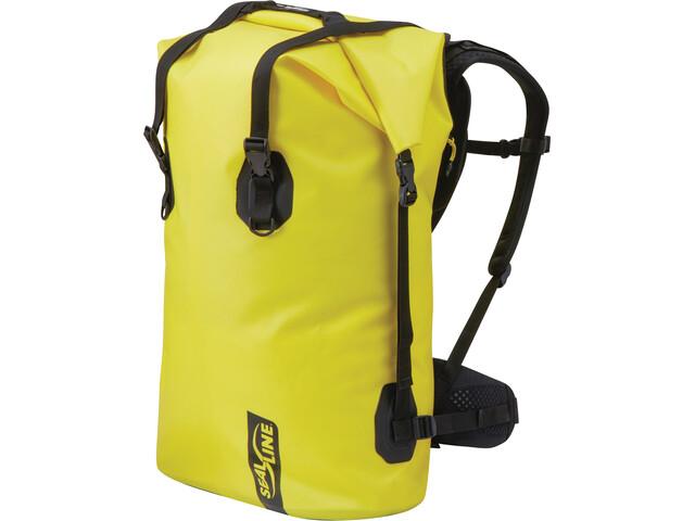 SealLine Black Canyon Mochila 65L, yellow